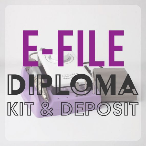 E-File Diploma Kit (includes e-file) - Deposit