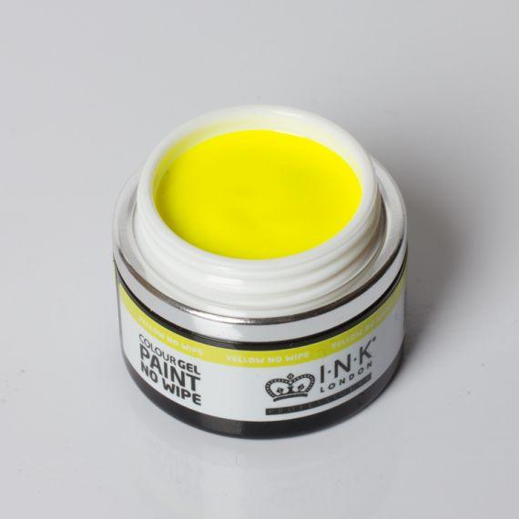 No Wipe Gel Paint - Yellow (6ml)
